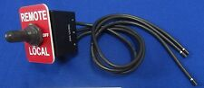 THE BEST! Remote Sealed Switch Lincoln Welder Sa 200 250 Red Tag APM Boot