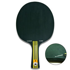 XVT  Black WOOD Arround Classic Pingpong paddle  /table tennis blade