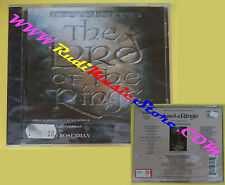 CD SOUNDTRACK Leonard Rosenman The Lord Of The Rings FMT 8003D no dvd vhs(OST4)