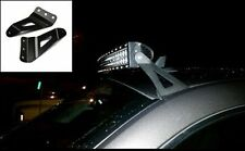 """A Pair For Chevy/GMC Trucks Roof Mount Bracket For 50"""" LED Curved Light Bar"""