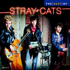 The Best of Stray Cats [2005 Capitol] by Stray Cats (CD, Aug-2005,...