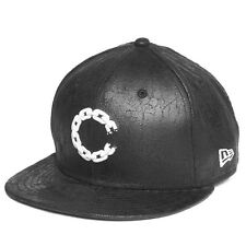 Crooks and Castles Chain C Fitted New Era FTP 7 3/8 Supreme Black polyester
