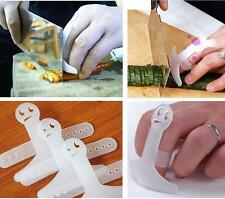 Knife Food Knife Cut Fruits Vegetable Palm Rest Finger Protector Hand Guard UK