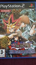 PS2 GAME YU-GI-OH ! THE DUELISTS OF THE ROSES NO BOOKLET
