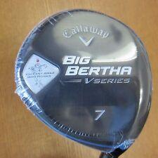 New Callaway Golf BIG BERTHA V SERIES 7 Fairway wood BASARA Graphite Ladies