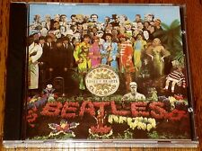 THE BEATLES SGT. PEPPER'S LONELY HEARTS CLUB BAND CD STILL FACTORY SEALED!