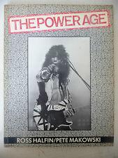 THE POWERAGE - ROSS HALFIN PETE MAKOWSKI - 1982 - A7