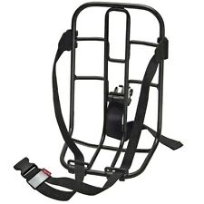 Rixen and Kaul Vario - Adaptable Carrier Rack for Bicycles - FRONT or REAR FIT
