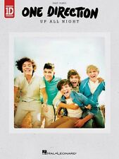 One Direction Up All Night Sheet Music Easy Piano Book NEW 000124571