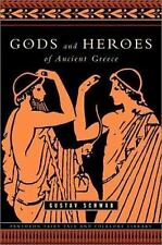 Gods and Heroes of Ancient Greece (Pantheon Fairy Tale & Folklore Library) by G