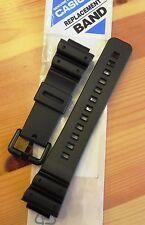 Casio G-SHOCK Band für z.B DW-6600, DW-6900 usw, kpl. schwarz auch Schließe