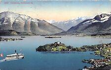 B20000 Zurichsee Halbinsel au 1913 Switzerland