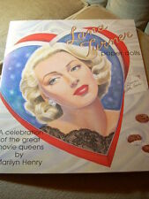 NEW LANA TURNER Paper Dolls by Marilyn Henry UNCUT B Shackman HIGHLY COLLECTIBLE
