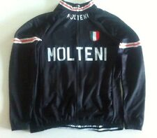 Molteni Eddy Merckx Thermal Retro Long Sleeve Winter Jacket XL