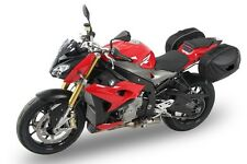 BMW S1000R panniers Krauser. Street Softbags inc full fitting kit FROM 2014