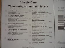 Classic Care -  Tiefenentspannung mit Musik Neu
