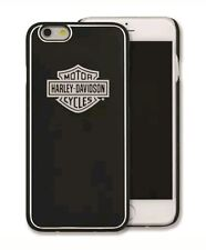 Harley Davidson Bar & Shield iPhone 6 Case Aluminum Black Shell Cover 7793