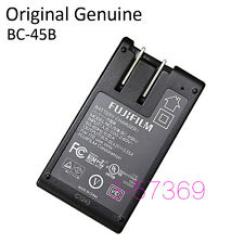 Genuine Original Fujifilm BC-45B BC-45A BC-45C NP-45 NP-45A Battery Charger