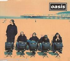 OASIS - Roll With It (UK 4 Track CD Single)