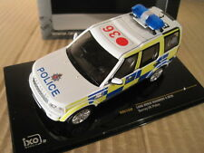 IXO LAND ROVER DISCOVERY 4 2010 SURREY UK POLICE 1/43 MODEL CAR