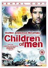 Children Of Men (DVD, 2007)