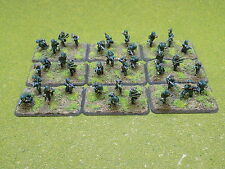 15mm WW2 RUSSIAN INFANTRY 9 bases 36 figures Well Painted Flames of War 39710