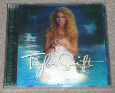 Taylor Swift DELUXE LIMITED EDITION CD DVD - 2 Disc Lenticular Hologram - SEALED
