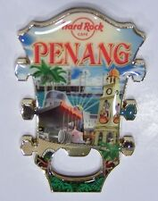 HARD ROCK CAFE PENANG BOTTLE OPENER GUITAR HEAD MAGNET