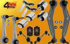 Rep SET BMW E60 / E61 BALL JOINT  bush arm wishbone rear lemforder suspension
