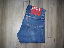 Rarità LEVIS Red 25001.0004 extra long tapered jeans slim w32 l32 RARO RARE