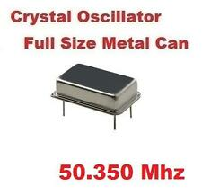 50.350Mhz 50.350 Mhz CRYSTAL OSCILLATOR FULL CAN ( Qty 10 ) *** NEW ***