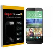 4X SuperGuardZ HD Clear Screen Protector Film Cover Shield For HTC ONE M9 Hima