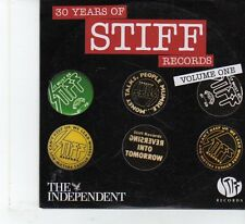 (FR90) The Independen Presents, 30 Years Of Stiff Records, Vol. 1 - CD
