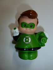 Green Lantern Fisher-Price Little People figure toy DC Comics character 2011!