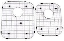 Stainless Steel Kitchen Sink Bottom Grid Set