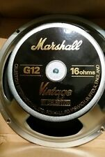 CELESTION Marshall VINTAGE 30 cm/12in Altoparlante ts3897b 16 ohm fatta in UK, per dsl40c