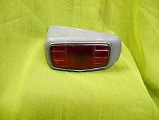 NOS Rare Tail Light Assembly 40 41 Pontiac model 29 Guide Red Brake Lens Lamp