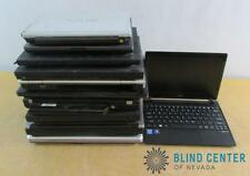 Lot of 11 Mixed Laptops Various Models Parts/Repair