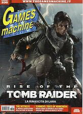 The Games Machine 2016 330 marzo#Rise of the Tomb Raider,iii