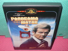 PANORAMA PARA MATAR - ROGER MOORE -