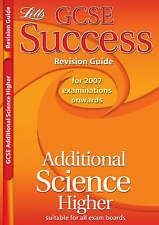 Additional Science Higher by Emma Poole, Hannah Kingston (Paperback, 2006)