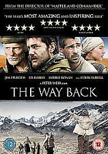 THE WAY BACK DVD BRAND NEW FACTORY SEALED