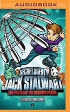 Secret Agent Jack Stalwart: Book 7: the Puzzle of the Missing Panda: China by...