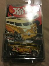 Hot Wheels 2011 Collector Edition Volkswagen T1 Drag Bus
