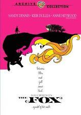 THE FOX - (1967 Sandy Dennis) - Region Free DVD - Sealed