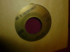 Jean & Jess Due To Circumstances / We Got A Good Thing Going 45 RPM (RE)