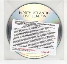 (GN961) North Atlantic Oscillation, Drawing Maps From Memory - DJ CD