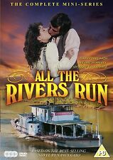 All The Rivers Run: Complete Series - DVD NEW & SEALED (3 Discs)