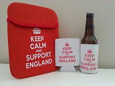 Keep Calm & Support England Football Fan gift set