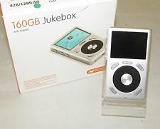 Acoustic Solutions 160GB MP3 Player - Silver CMP3160 (BOXED) IP1140